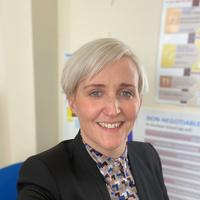 Sarah Wardle, Assistant Headteacher at Benfield School
