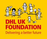 DHL foundation logo
