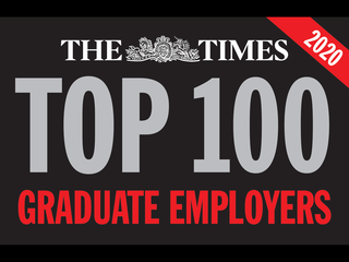 Teach First is a Times Top 100 Graduate Employer for 2020